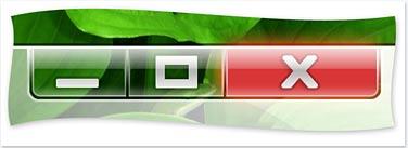 Полупрозрачные элементы интерфейса Windows Vista Aero