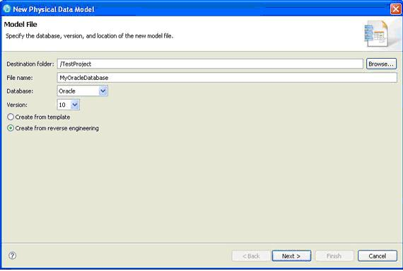 CA ERwin Data Model Validator - инструмент для проверки структуры баз данны