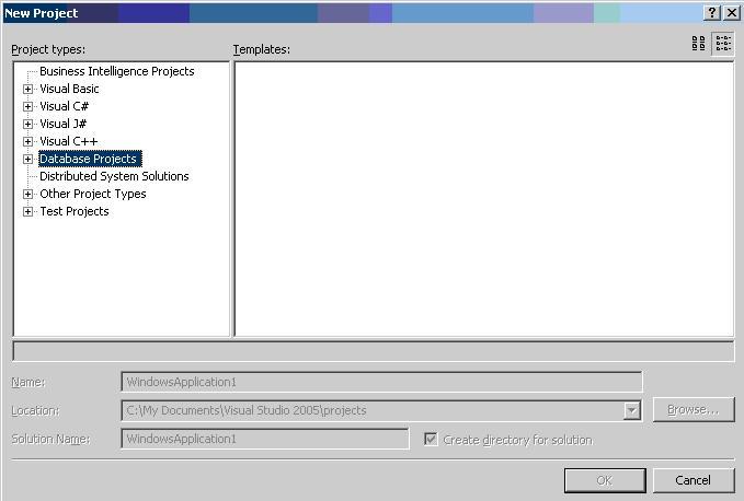 знакомство с microsoft visual studio 2005 team