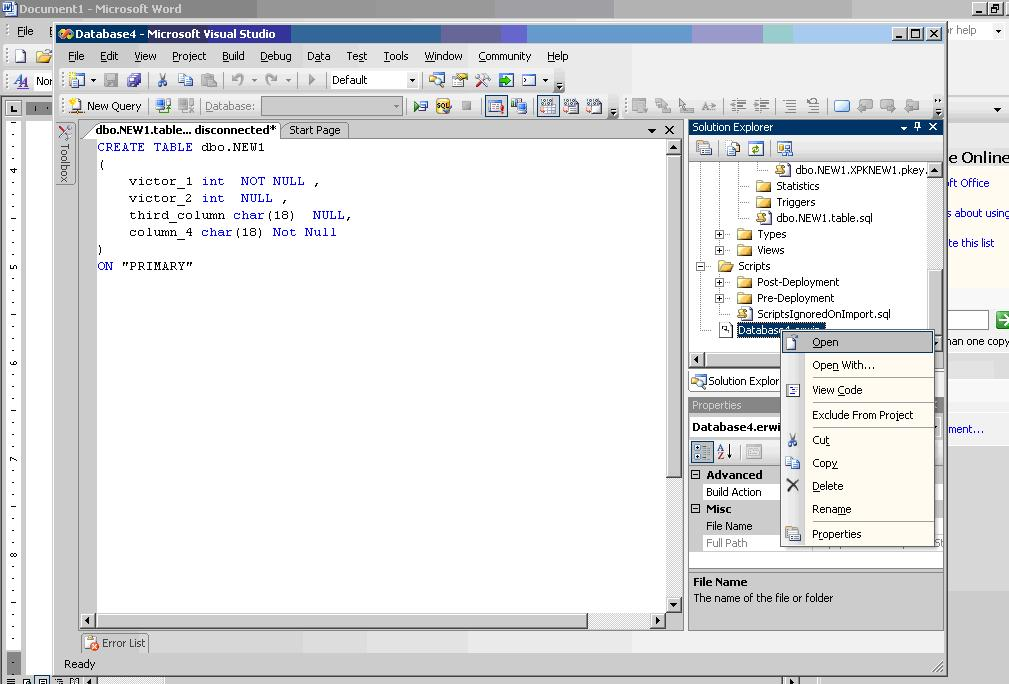 хандхаузен знакомство с microsoft visual studio 2005 team