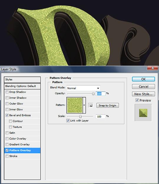 Волшебный дизайн с 3D типографикой