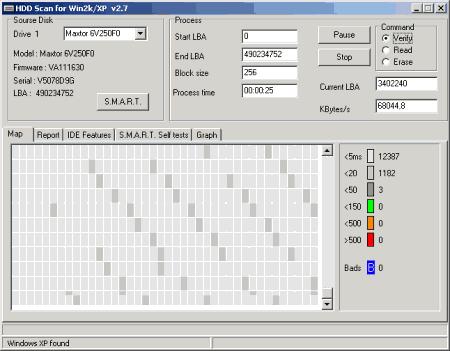 Hddscan for windows free download zwodnik.