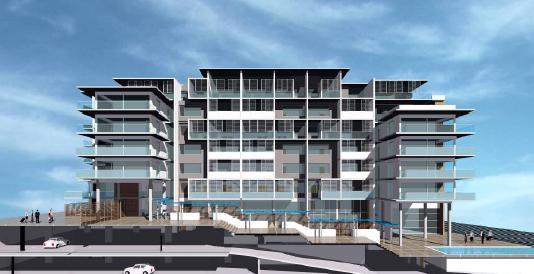 Рис. 2 Параметрическое моделирование повышает степень детализации моделей зданий.