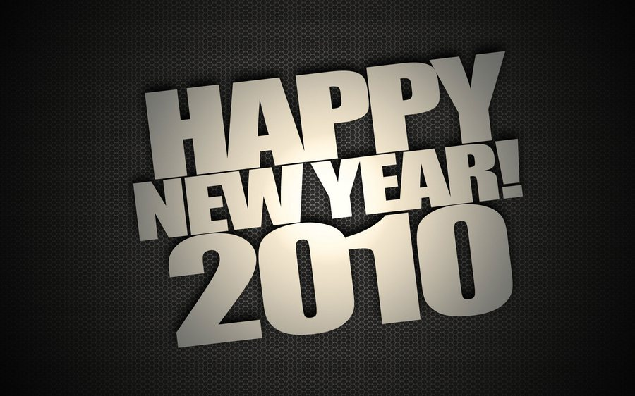 """Уроки Photoshop: Стильный текст """"Happy New Year!"""" - Photoshop - Программные продукты - Статьи"""