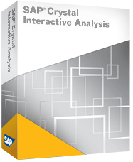 SAP CRYSTAL INTERACTIVE ANALYSIS
