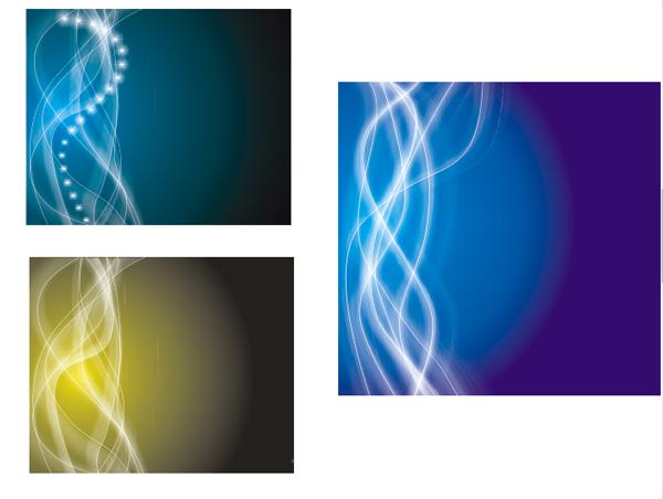 Рисуем красивые светящиеся линии в CorelDRAW X4