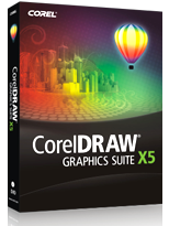 CorelDRAW Graphics Suite X5