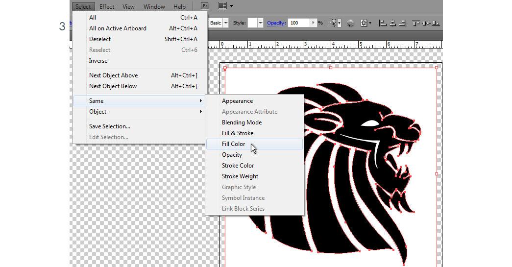 Как из фото сделать вектор в иллюстраторе