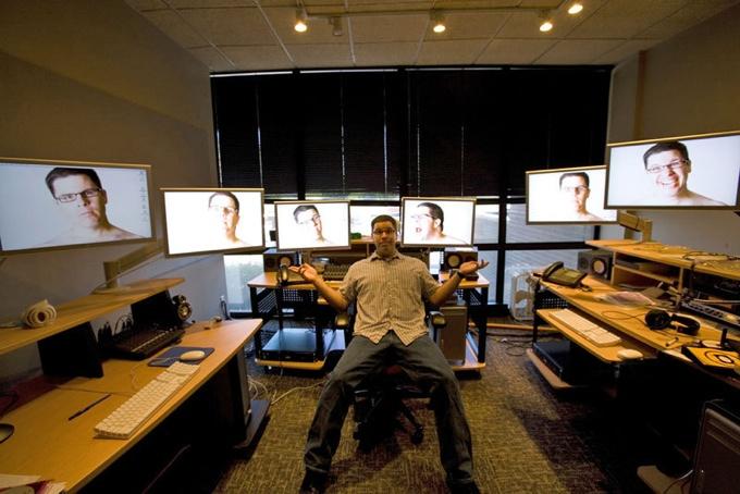 компьютерных рабочих мест