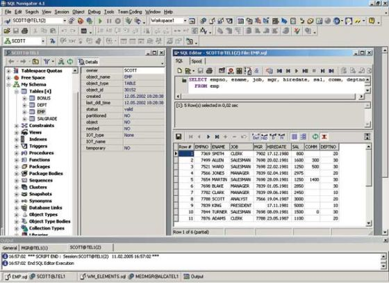 SQL Navigator (Quest Software)