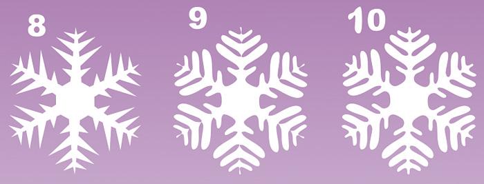 Кореловская снежинка из
