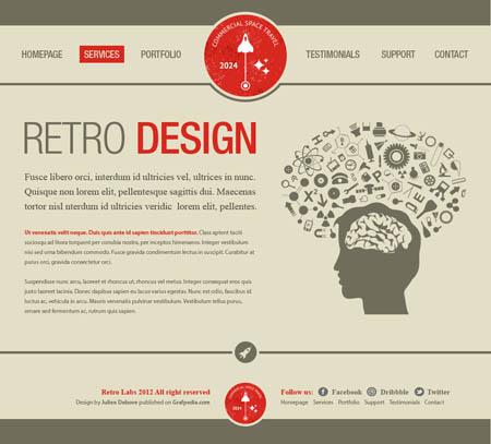 графика для сайта: