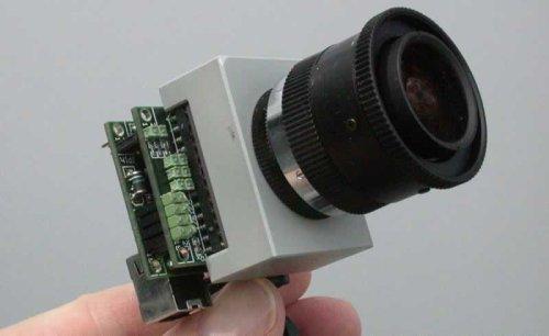 Такая особенность DVS-камеры