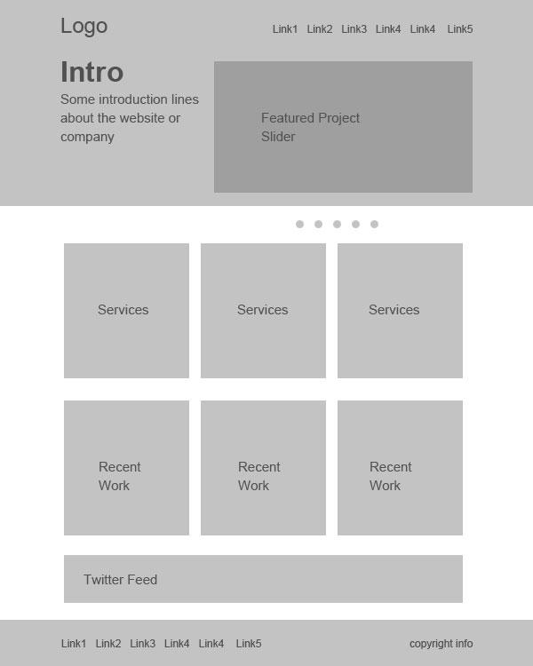 Профессиональный макет сайта в Photoshop - Программные