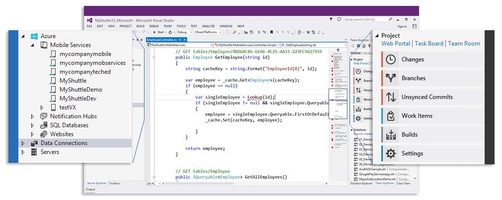 Visual studio 2015 торрент русская версия 64-bit