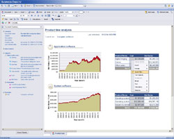Отчет BusinessObjects WebIntelligence