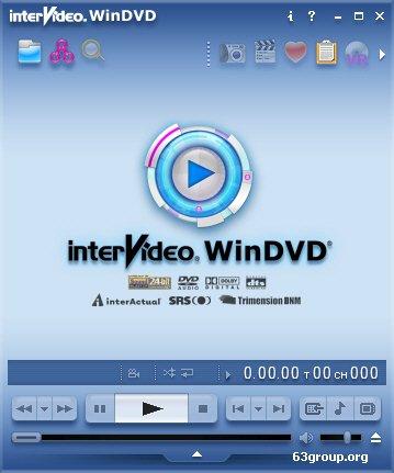 intervideo windvd 8