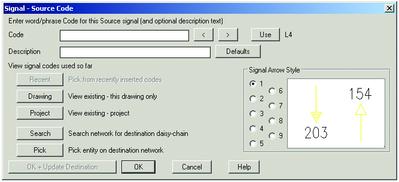 Маркеры источника и приемника упрощают постраничное отслеживание проводов в проекте.  Они служат для виртуального...